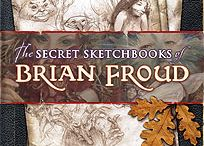 Brian Froud and family