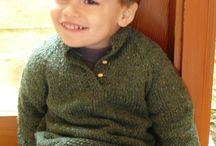 Boys knits