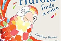 Harold Finds A Voice - Book Study