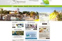 MS Vacances / #msvacances #lesbrunelles #letrianon #lelittoral #camping #vacances #holiday