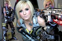 Cosplay / The people who dress up as their favorite anime and movie characters