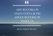 Idei inspirationale Corina Bega / Citate