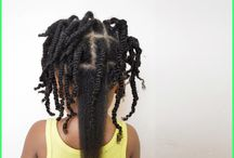 """No """"relax"""" hair tips / Caring and growing chemically untreated hair"""