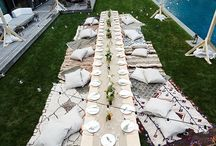 Casual Dining wedding