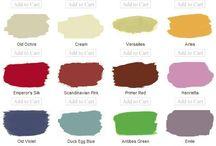 farger maling