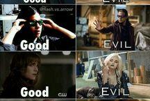 DC sorozatok :D