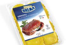 Packaging  Brema / Packaging per pasta ripiena e pasta fresca