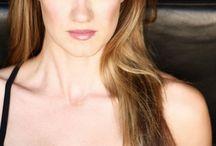 Heather Doerksen / Canadian actress Heather Doerksen.