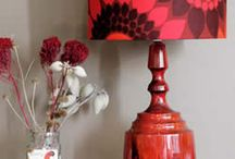 Retro lamps / by Luisa Mannering