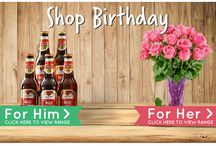 Birthday Presents / Get a loved one the best birthday present from NetFlorist! They will absolutely love any gift which you choose from the website. Birthday presents for every taste.