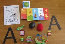 Preschool at home / by Kasi Beith