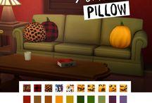 Sims Halloween