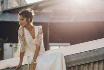 Vestidos de novia franceses / Diseños de firmas nupciales parisinas