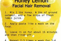 Home remedies beauty