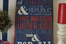 America / by Shannon Powell
