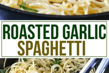 Great Pasta Dishes
