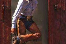 The Cowboy gentleman