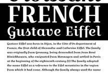 font e typography