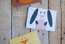 Envelope & Letters