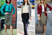 Clients style board