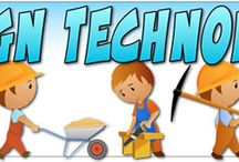 Technology Education / Collection of ideas and resources to support technology curriculum in the classroom.