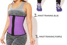 Body Shaping / Waist Trainers, body shapers, booty lifters, waist slimmers, power belts.
