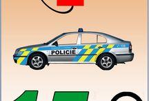 Hasiči policie
