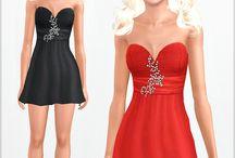 Vêtement Femme (Sims 3)