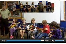 Auckland Guitar Lessons / Auckland Guitar Lessons with kids and adult learners.