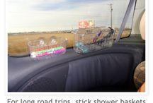 Road Trippin' / by Christy Gutt