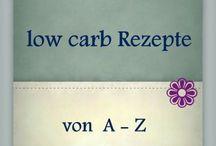 "Rezepte "" low carb"""