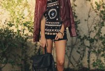 Grunge fashion (summer) / Lets have the best summer, dressed the best in a grungy rainbow of goodness! GRUNGE STYLE INSPIRATION