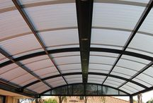 Dome Patios / Dome style Patios