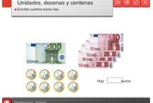 Matemáticas: Unidades monetarias