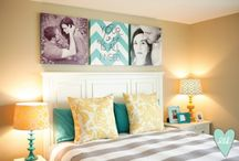 Spare bedrooms / by Brittany Tischmak
