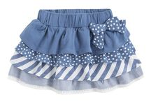summer baby skirts