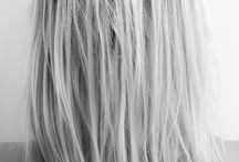 cabelos cinzas belíssimos