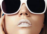 Editorial | 1960s, White, Blush, Metallic and Black