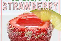 Strawberries  ❤️