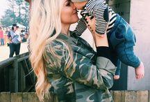 mama e hijo ♡