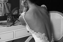 {Open back wedding dresses} / Inspiration for open back and low back wedding dresses. Find your perfect, eye-catching wedding dress back design, and let us bring it to life!
