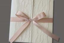 Invitations / by Lanier Islands Legacy Weddings