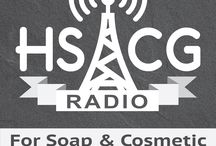 HSCG Radio Podcasts / by HSCG | Handcrafted Soap & Cosmetic Guild