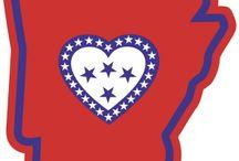 Heart In Arkansas / Follow your Heart, it will lead you Home!
