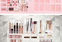Makeup & Nail Polish Storage