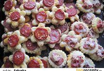 Sušenky slané