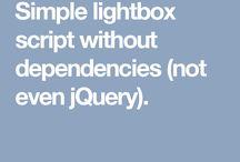 js lightbox