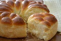 pães doces