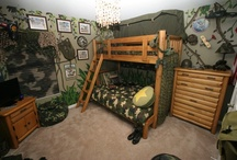 Hunters Room Makeover / by Jessie Rogers