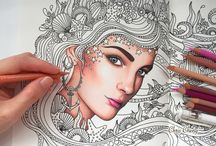 Colouring for grownups